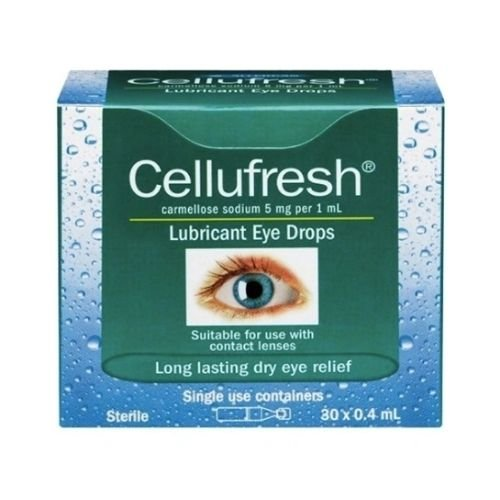 Cellufresh Eye Drops 0.4ml - Pack 30
