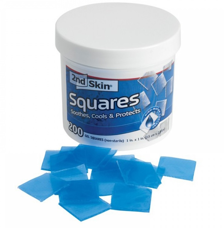 Spenco Squares 1 inch - Jar 200