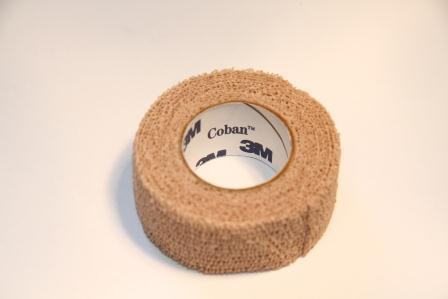 Coban Cohesive Bandage  2.5cm X 2m