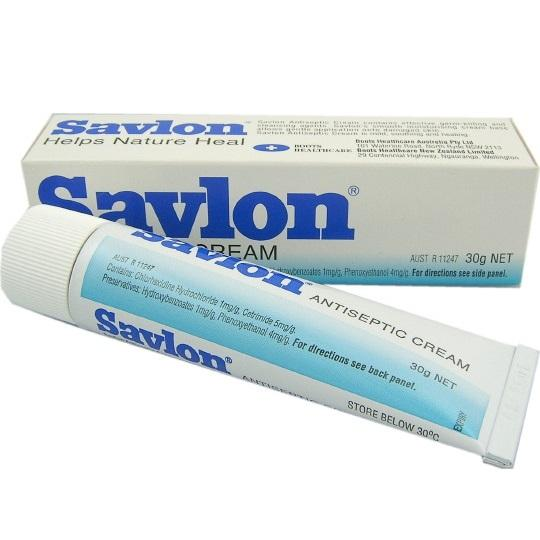 Savlon Antiseptic Cream 30gm