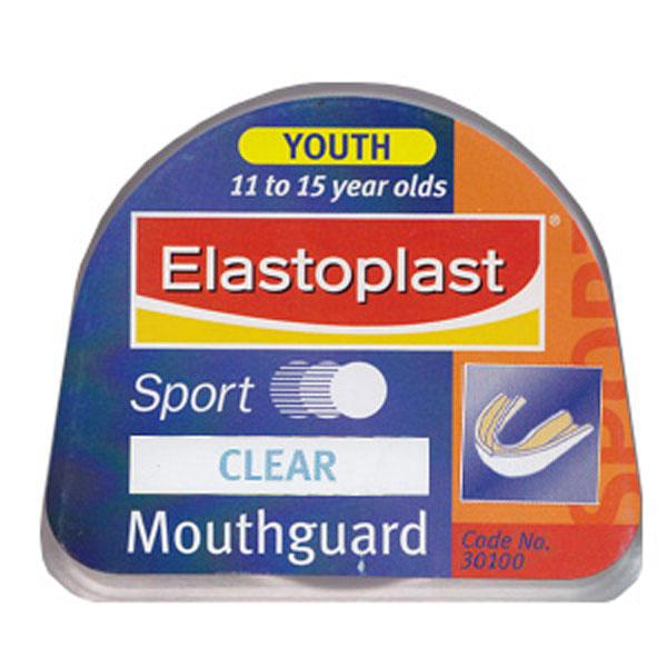 Elastoplast Youth Mouthguard Clear