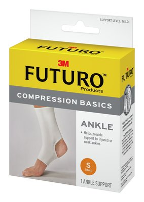 Futuro Compression Basics Ankle Brace