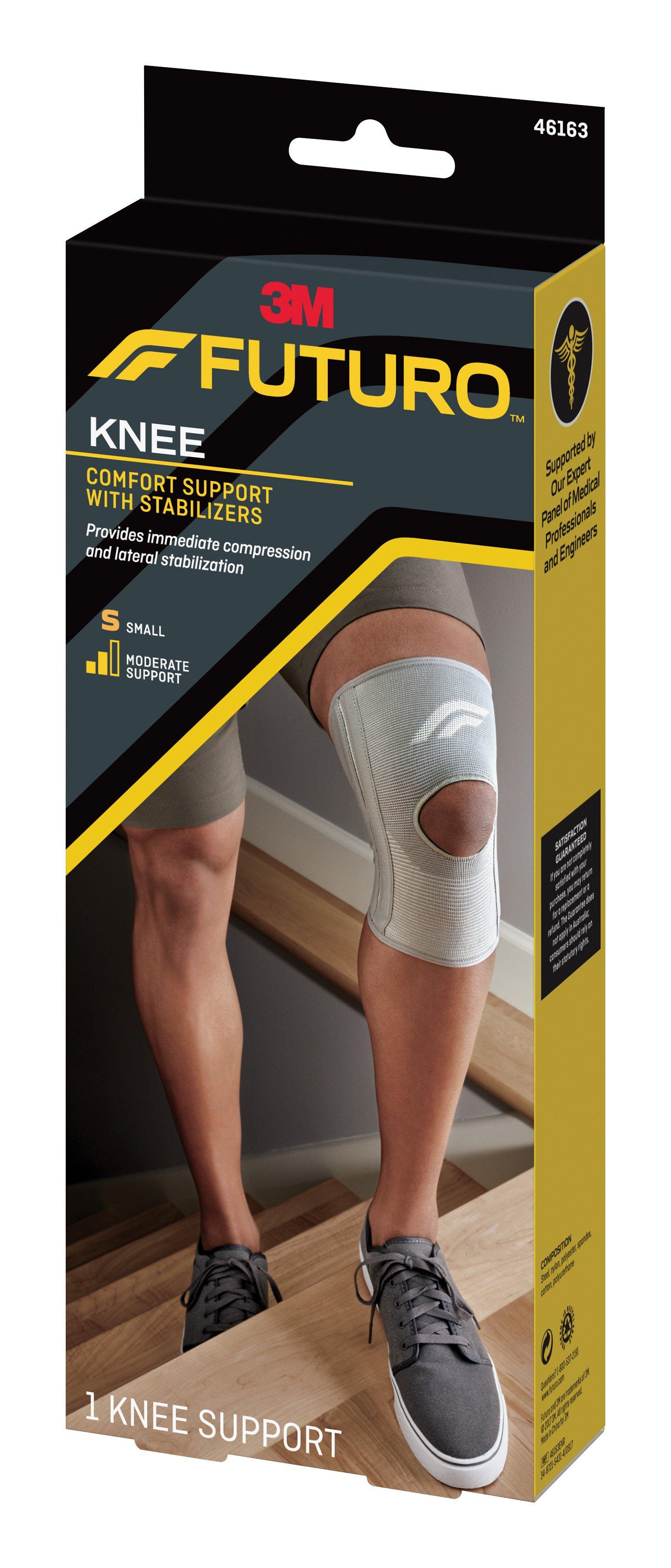 Futuro Comfort Knee With Stabilisers