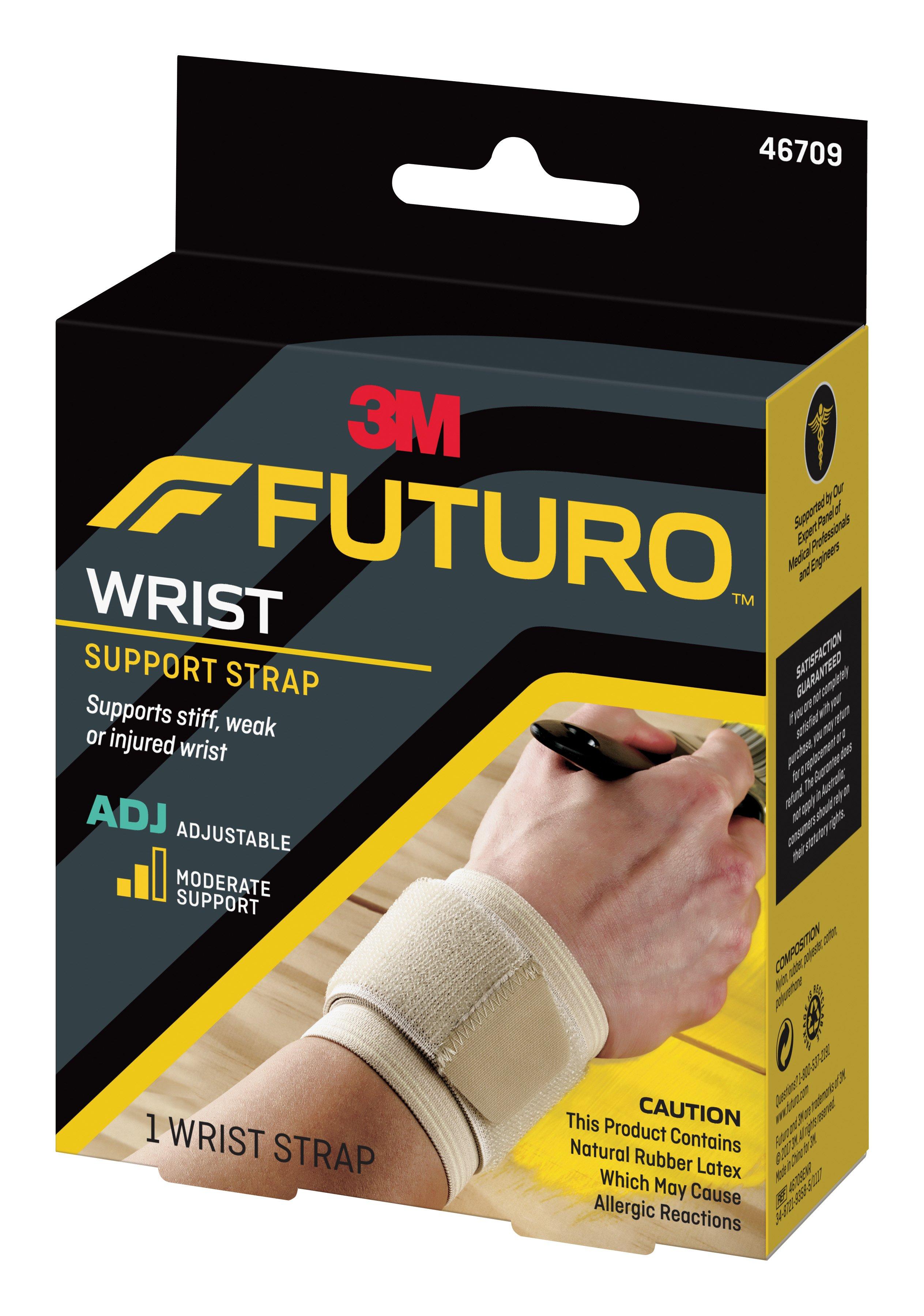 FUTURO WRAP AROUND WRIST SUPPORT