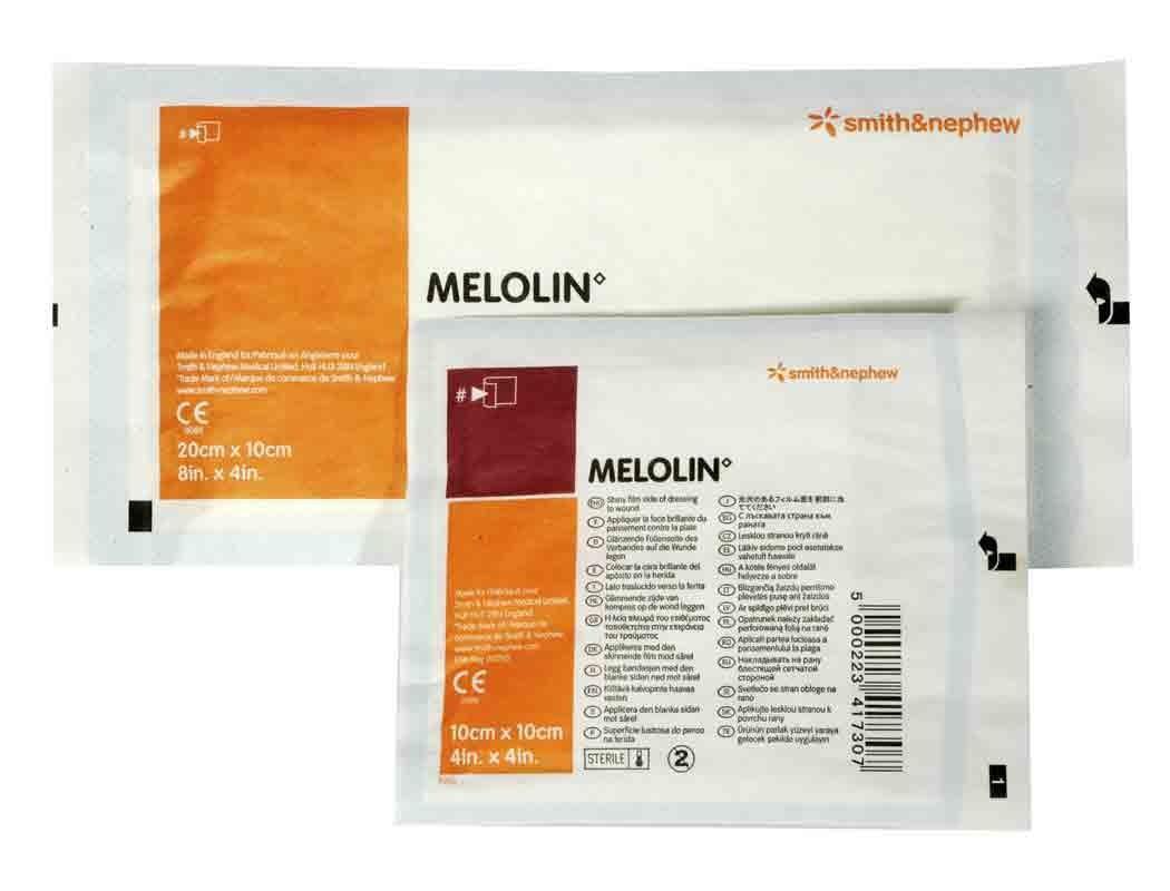 Melolin Dressing 10cm x 10cm