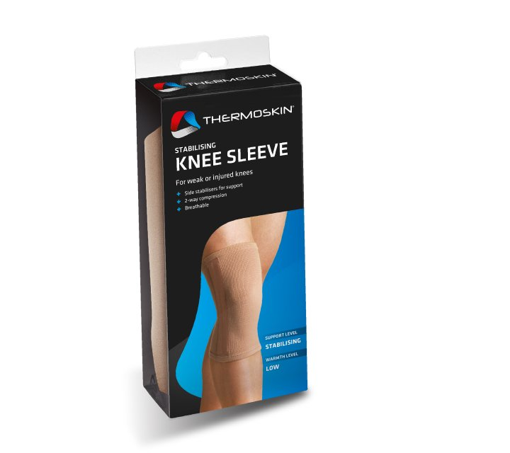 Thermoskin Stabilising Knee Sleeve Small