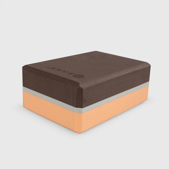 Yoga Block Dusty Peach