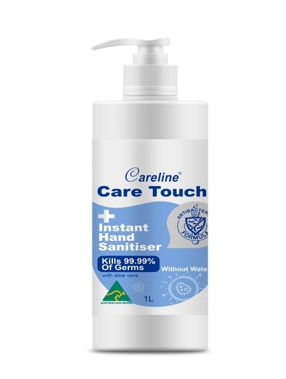 Care Touch Hand Sanitiser 1 Litre