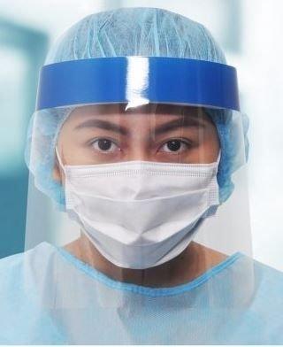 Clear Visor Full Face Shield 33 x 25cm