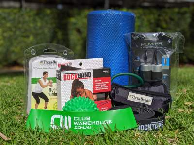 CW Home Gym - Intermediate Pack