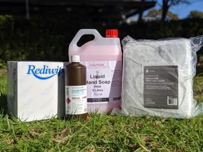 Club Warehouse Hygiene Pack