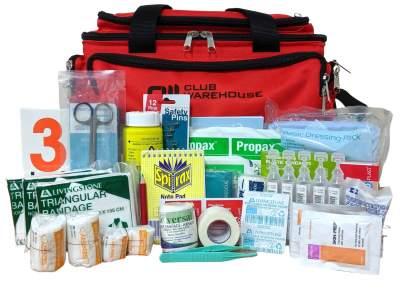 Club Warehouse On-Field Sports First Aid Kit