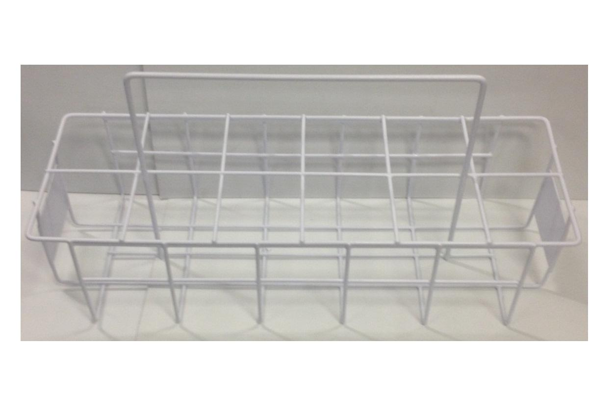WIRE DRINK CARRIER Holds 12 bottles