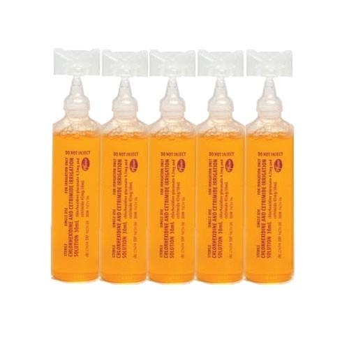 Chlorhexidine & Cetrimide Irrigation Solution 30ml