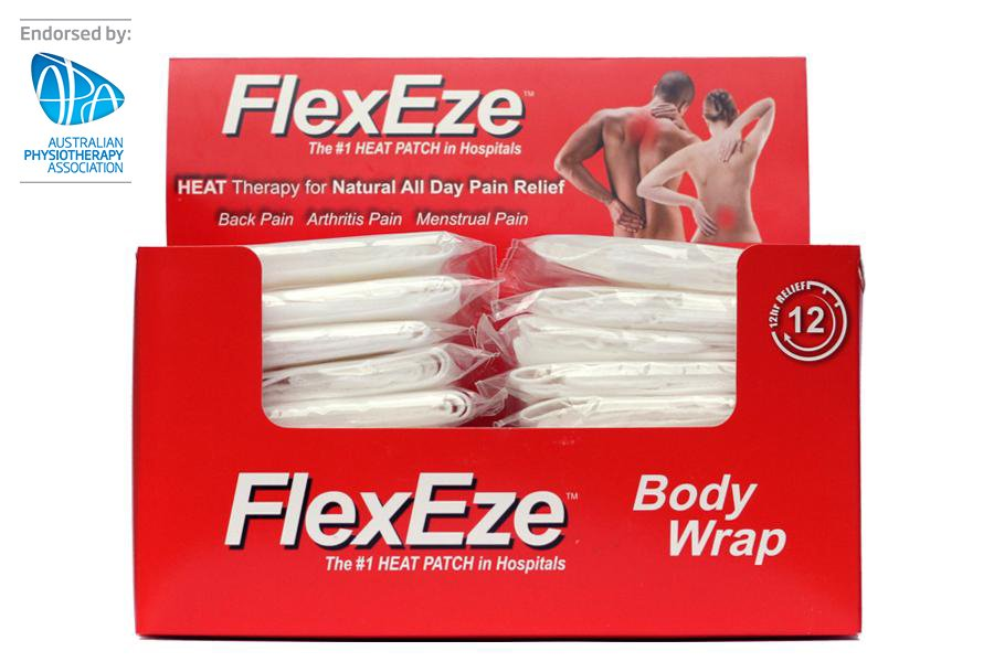 FlexEze Wraps