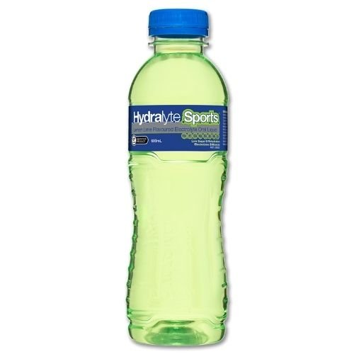 Hydralyte Sports Ready To Drink Lemon/Lime