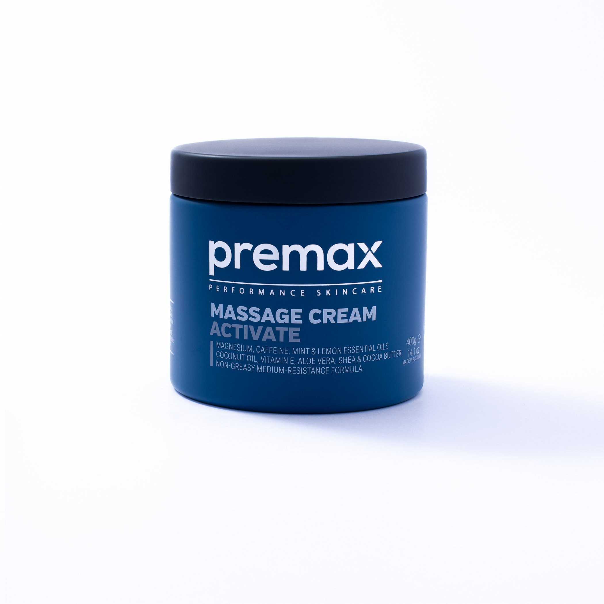Premax Activate Massage Cream 400g