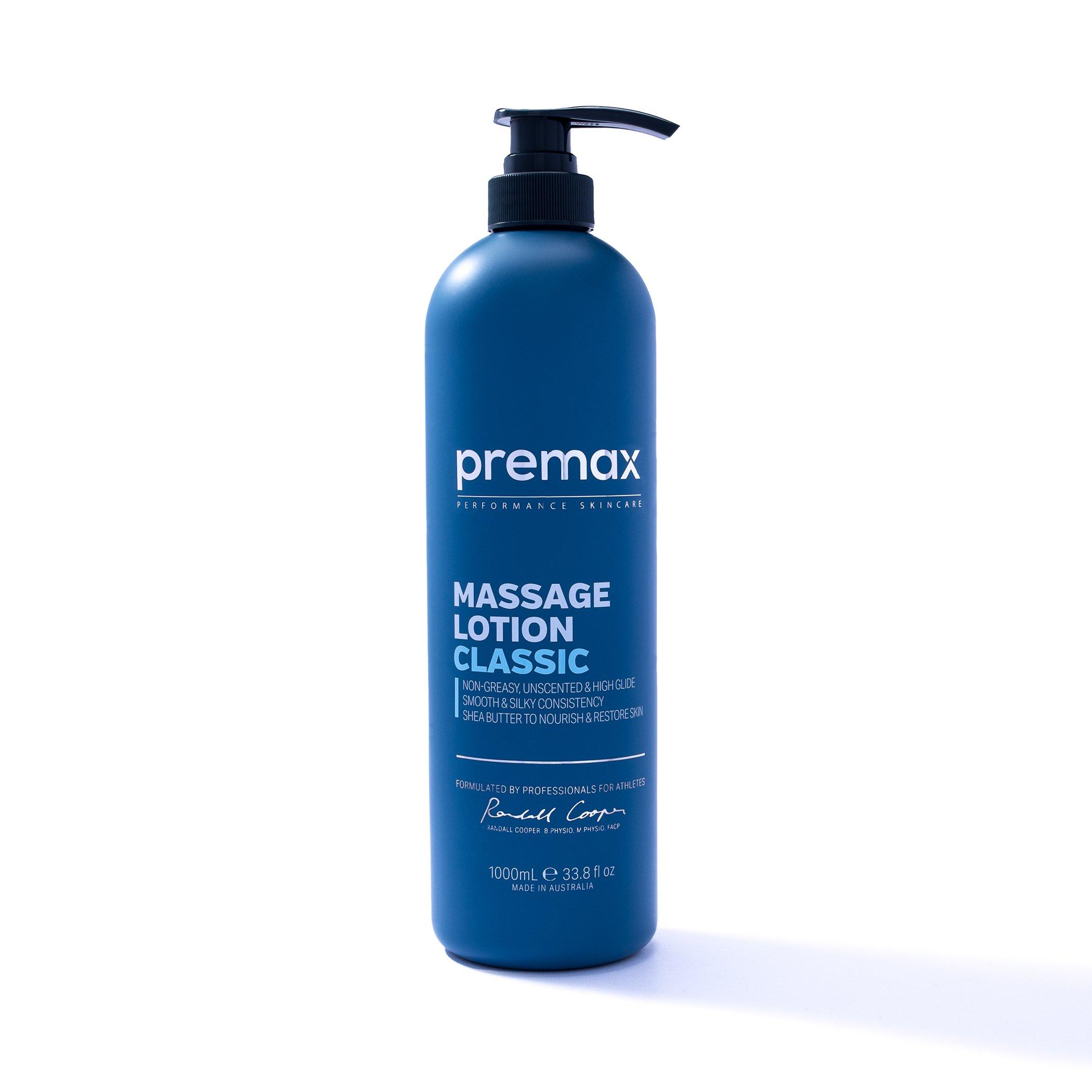 Premax Massage Lotion 1l