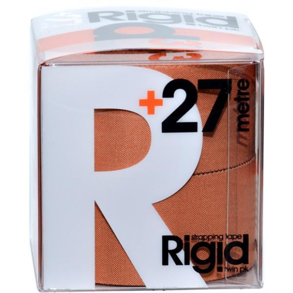 D3 RIGID TAPE 38MM X 13.7M TWINPACK