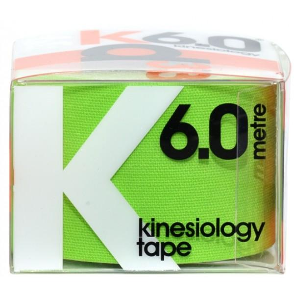D3 KINESIO TAPE 50MM X 6M Lime