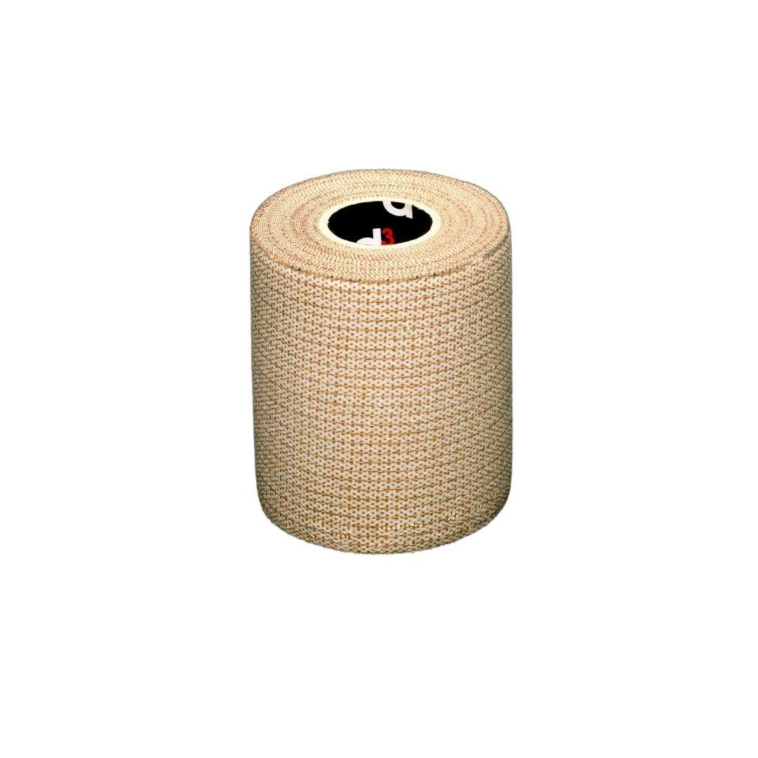 D3 AFL Elastic Adhesive Bandage Flesh  2.5cm x 8m