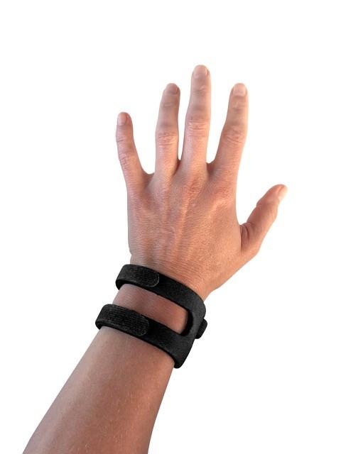 WRIST WIDGET Black (one size fits most)