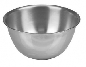 BOWL STAINLESS STEEL - Click for more info