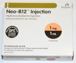 Hydroxo-B12 1mg/ml Injection 3S