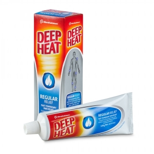 Deep Heat Regular - 100g