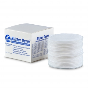 Cramer Blister Derm Pads Circle 3 inch - Box 20 - Click for more info
