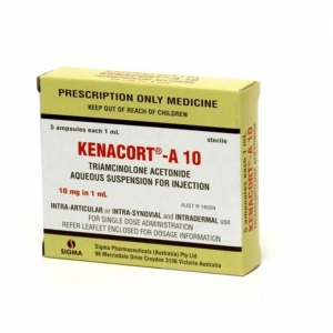 Kenacort A Amp 10mg 1ml 5S