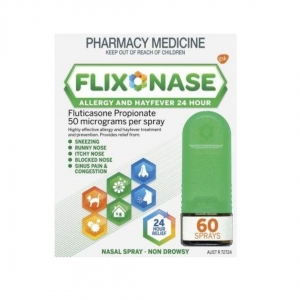 Beconase Flixonase Allergy Nasal Spray 24Hr - 60 Doses