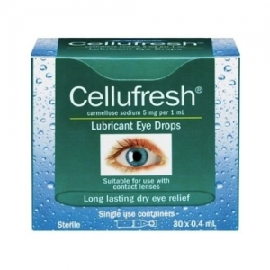 Cellufresh Eye Drops 0.4ml - Pack 30 - Click for more info