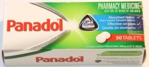 Panadol Optizorb Tablets - Pack 50