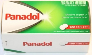 Panadol Optizorb Tablets - Pack 100