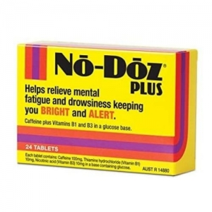 Nodoz Plus- Box 24