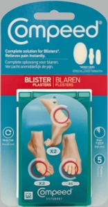 Compeed Blister - Pack 5