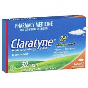 Claratyne Tablets - Pack 30