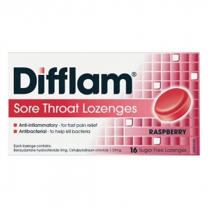Difflam Lozenges - Pack 16