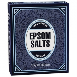 EPSOM SALTS 375g - Click for more info