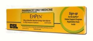 Epipen 1/1000 0.30mcg - Click for more info