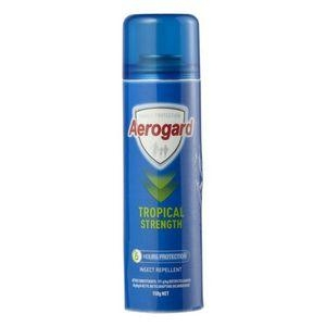 AEROGARD TROPICAL STRENGTH AEROSOL 100g - Click for more info
