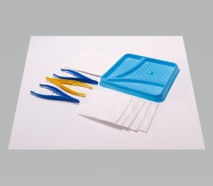 Basic Dressing Pack With 5 Non-Woven Swabs - Carton 160