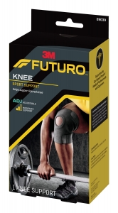 Futuro Sport Adjustable Knee Support - Click for more info