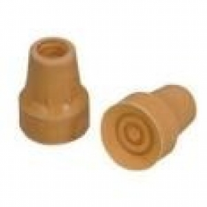Crutch Tip Tan 22 mm - Click for more info