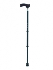 WALKING STICK WITH ADJUSTABLE T HANDLE - Click for more info