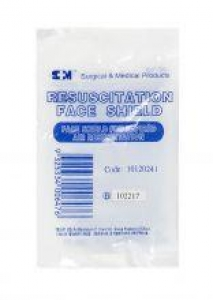 Resus Face Shield Disposable