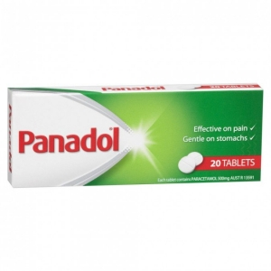 Panadol Tablets - Pack 20 - Click for more info