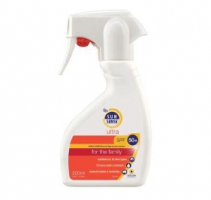 Ego Sunsense Ultra 50+ Trigger Spray 200 mL - Click for more info