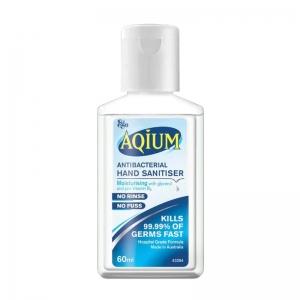 Ego Aqium Antibacterial Hand Gel